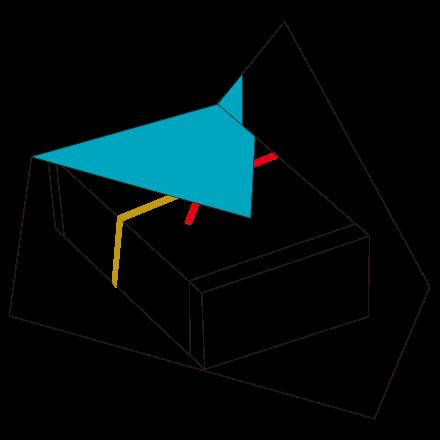 内のし(商品の箱に直接のし紙を巻いて包装)の画像